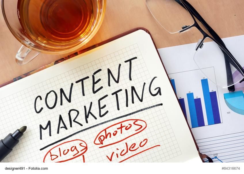 5 Ideen für günstige und effiziente Content Marketing Inhalte
