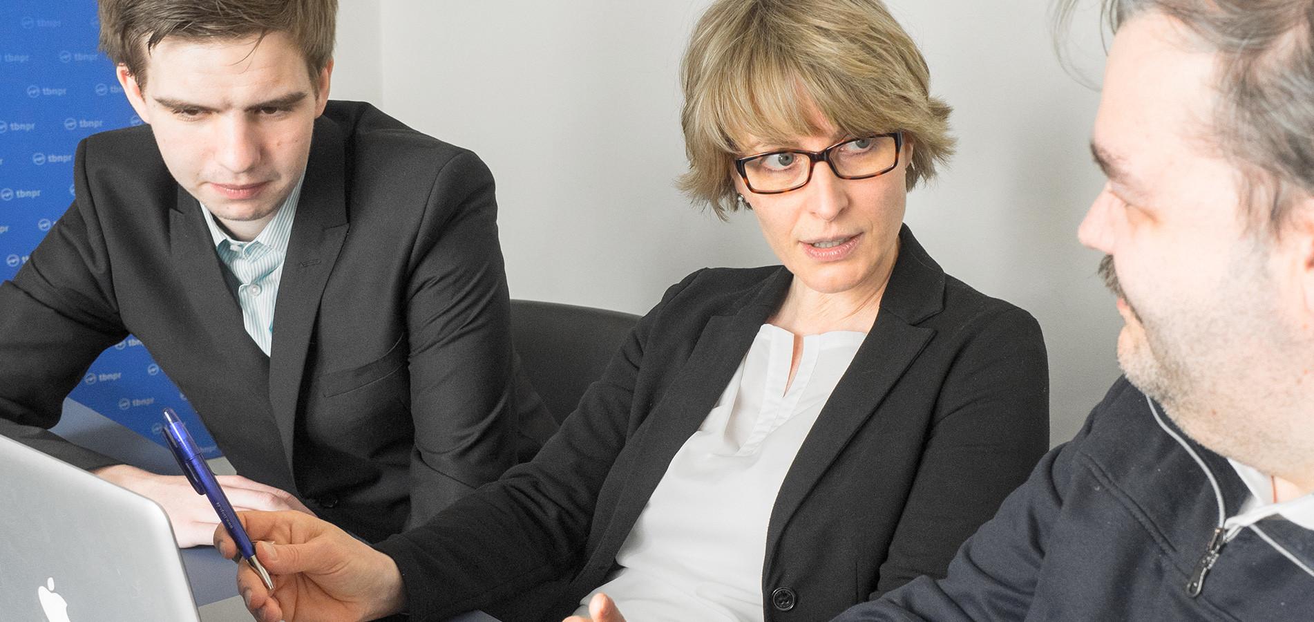 Lead Management Beratung von TBN Public Relations