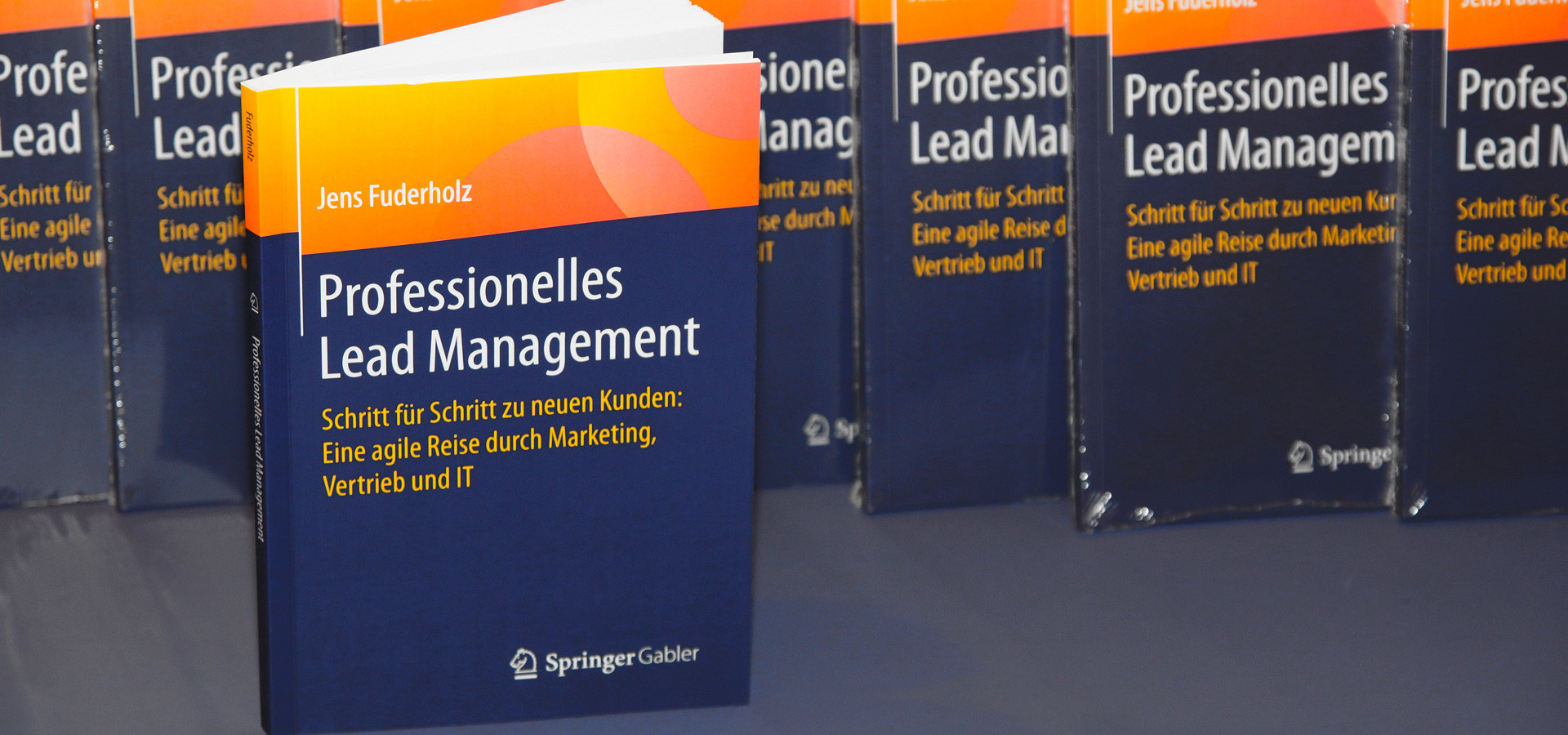 Business Roman: Professionelles Lead Management von Jens Fuderholz