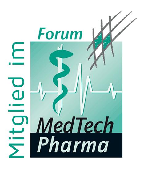 TBN ist Mitglied im Forum MedTech Pharma