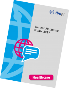 Content Marketing Studie – Healthcare