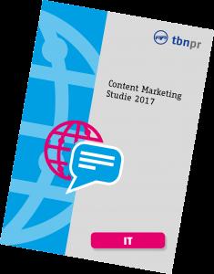Content Marketing Studie IT und Software