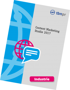 Content Marketing Studie – Industrie