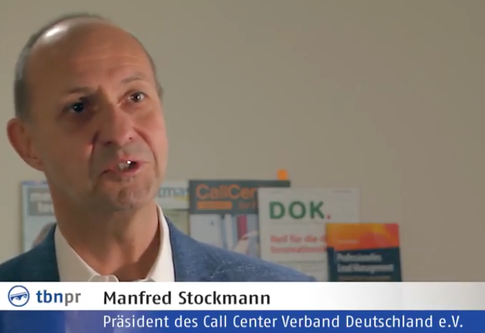 Testimonial, Manfred Stockmann