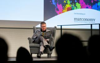 Jens Fuderholz auf dem Lead Management Summit