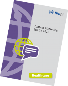 Content Marketing Studie 2018 Deckblatt