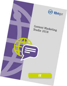 Content Marketing Studie – IT und Software